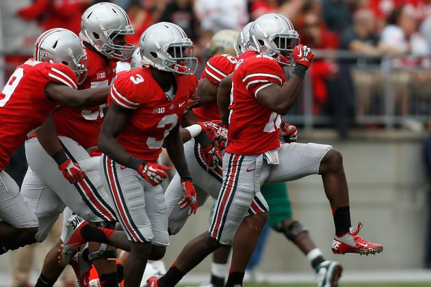 Doran Grant Will Have a Breakout Year for Buckeyes in 2013