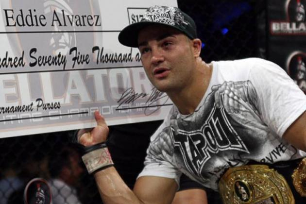 Eddie Alvarez Offered UFC 159 Co-Main Event; Court Hearing on Jan 25