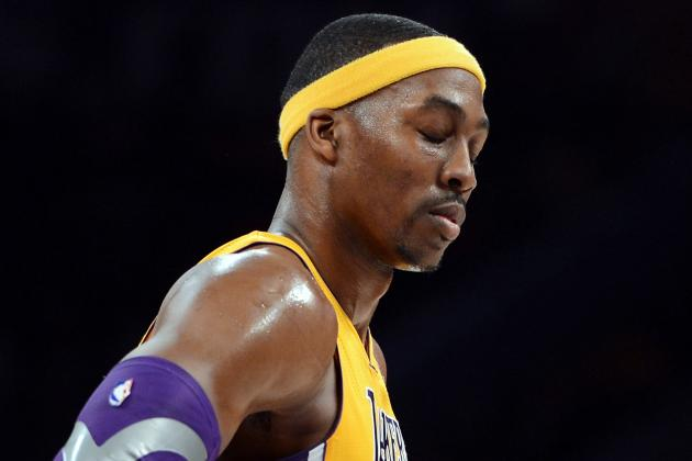 Get Serious: Fun-Loving Dwight Howard Is Not the Lakers' Problem