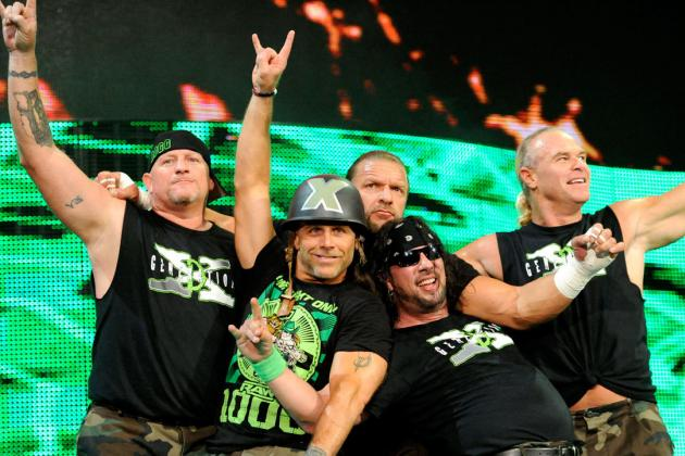 Should WWE's Attitude Era Stars Be Used in Current Storylines?