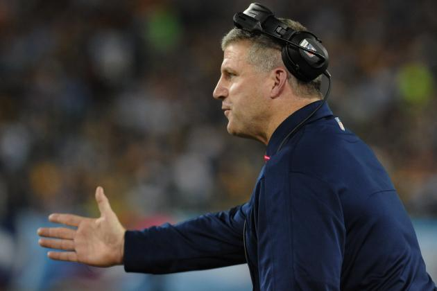 Titans Shuffle the Coaching Deck and Other AFC South Must-Reads