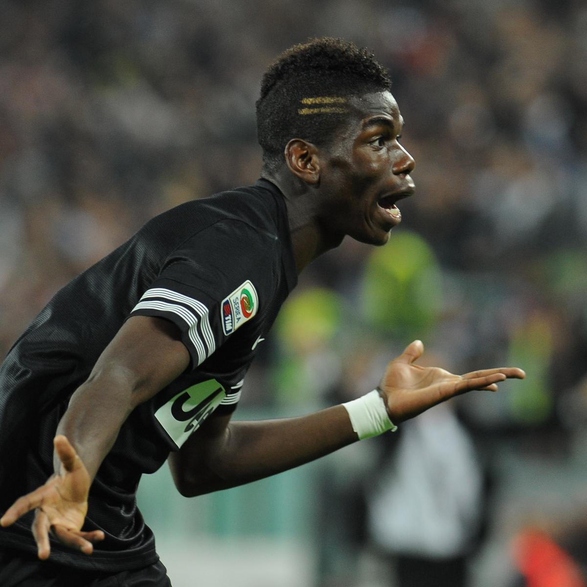 Paul pogba s early performances for juventus show promise