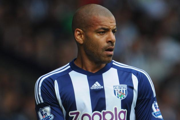 West Brom's Steven Reid 'Played with Broken Leg' at Arsenal