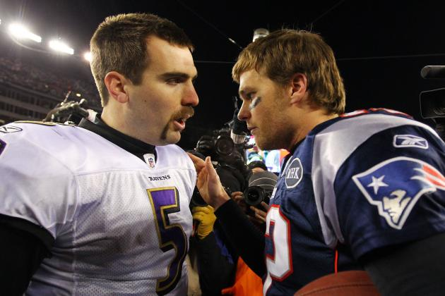AFC Conference Championship: Ravens vs. Patriots Spread, Line and Predictions