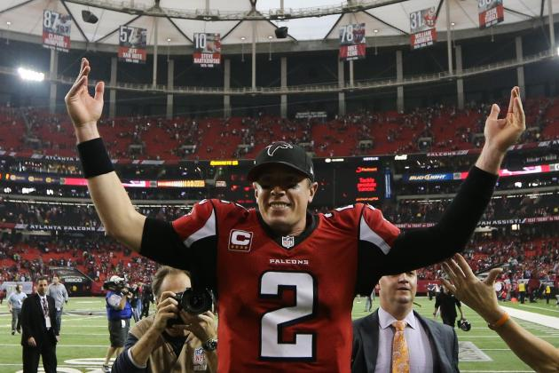 NFC Championship Game: 49ers vs. Falcons Spread Info, Line and Predictions