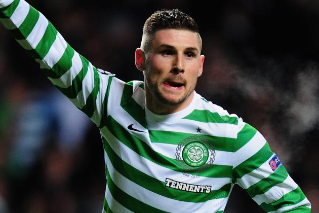 Celtic Reject Norwich Hooper Bid