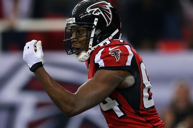 Falcons' Roddy White Knows Getting Lazy, Complacent vs. Niners