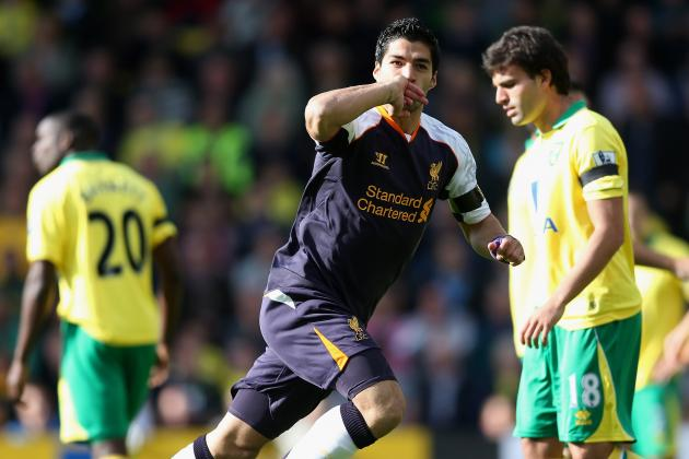 Liverpool vs. Norwich: Live Stream Info for EPL Clash
