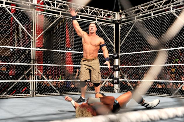 John Cena Is Burying Dolph Ziggler's Future