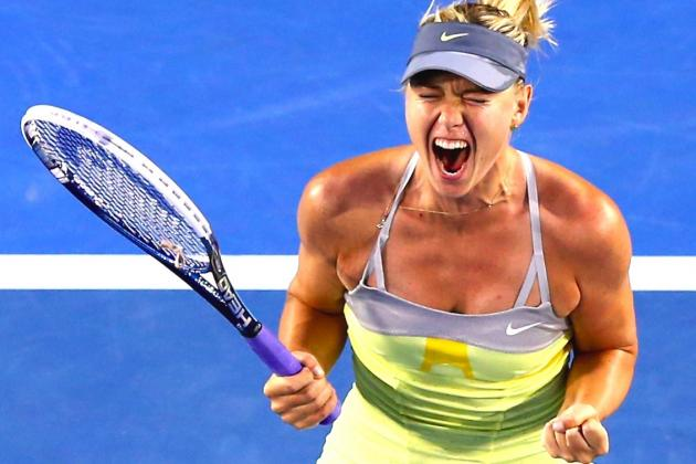 Australian Open 2013 Results: Day 5 Scores and Results Summary