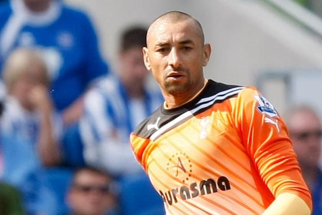 Report: Tottenham Goalkeeper Heurelho Gomes Set to Leave the Club