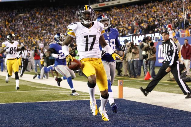 Mike Wallace: Whose Money Should Steelers Receiver Get?
