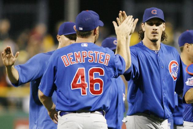 Chicago Cubs: How the Cubs' New-Look Rotation Compares to 2012 Opening Day Staff