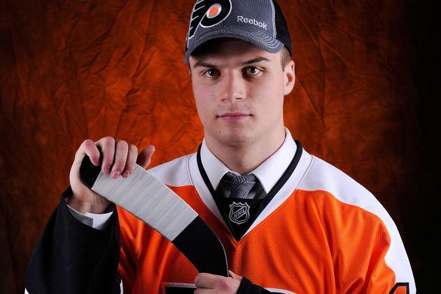 Philadelphia Flyers: Can Scott Laughton Make the Team Permanently?