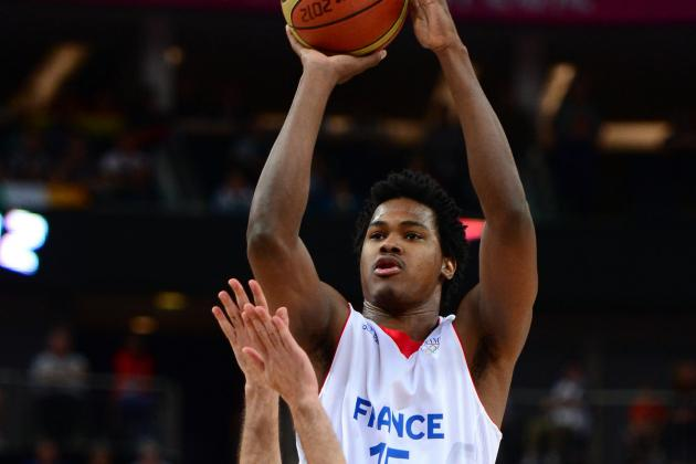 Wolves' Sign French Swingman Mickael Gelabale