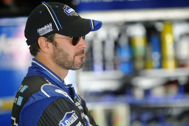 Why Jimmie Johnson Is so Hateable
