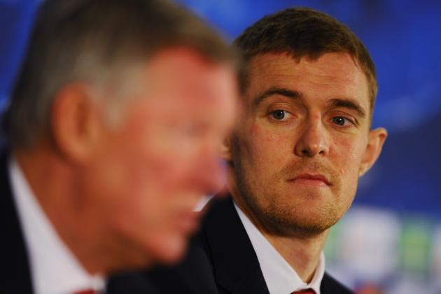 What Darren Fletcher's Absence Means for Manchester United