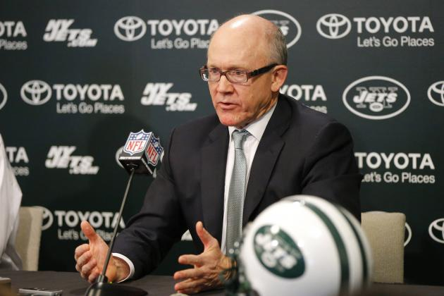 Signs Point to John Idzik as Next GM of the New York Jets, & Other AFC East News
