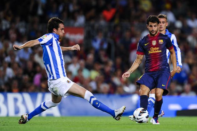 Real Sociedad vs. Barcelona: Team News, Injury News, Preview