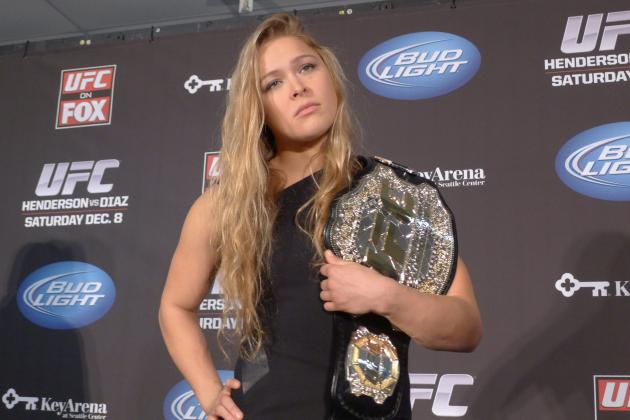 Ronda Rousey and Her Manager Show How Not to Handle a PR Gaffe