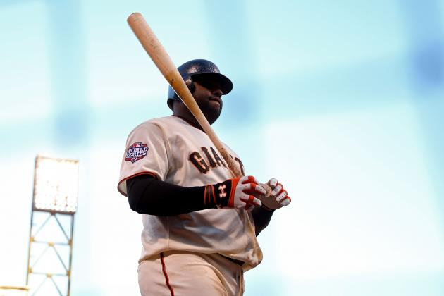 Giants' Pablo Sandoval Hospitalized in Venezuela with Abdominal Issue