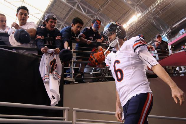 Long-Term Futures of Cutler, Urlacher Not Necessarily Secure