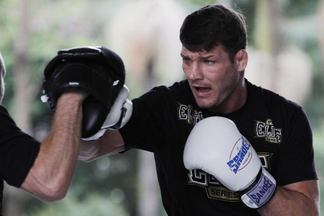 UFC on FX 7: All Eyes on Michael Bisping
