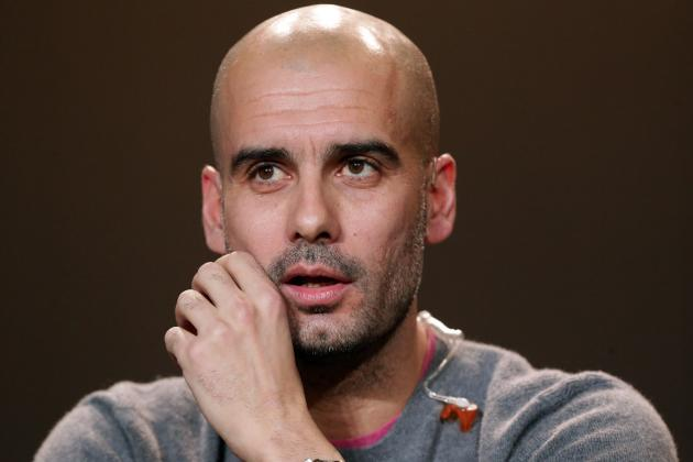 Money Was Not Guardiola 'Factor'