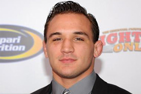 Bellator Champ Michael Chandler Is MMA's Latest Crime Fighter
