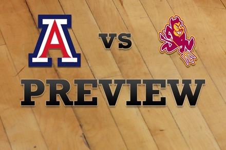 Arizona vs. Arizona State: Full Game Preview
