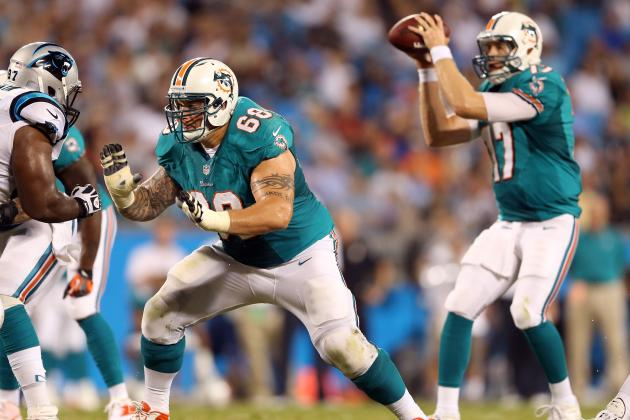 Dolphins OG Richie Incognito Expects to Be Added to Pro Bowl