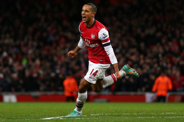 Cristiano Ronaldo, Theo Walcott and the Rise of the Winger/Supporting Forward
