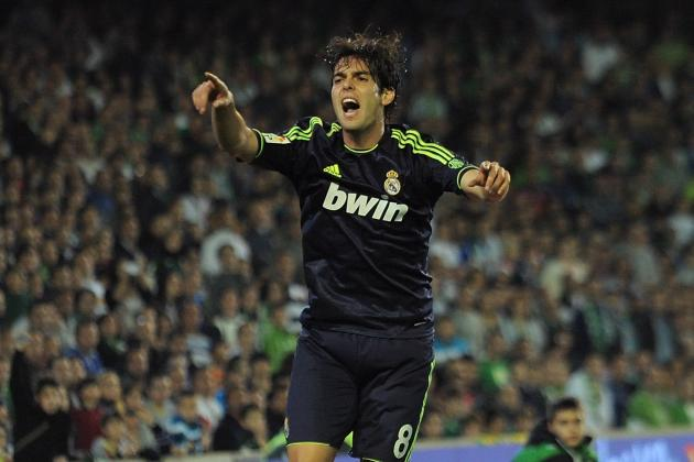 Real Madrid Wants 25 Million for Kaka