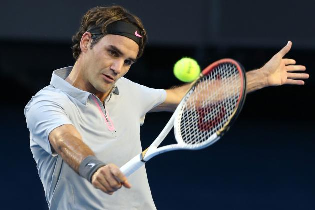 Australian Open 2013: Previewing Most Exciting Men's Matches on Day 6