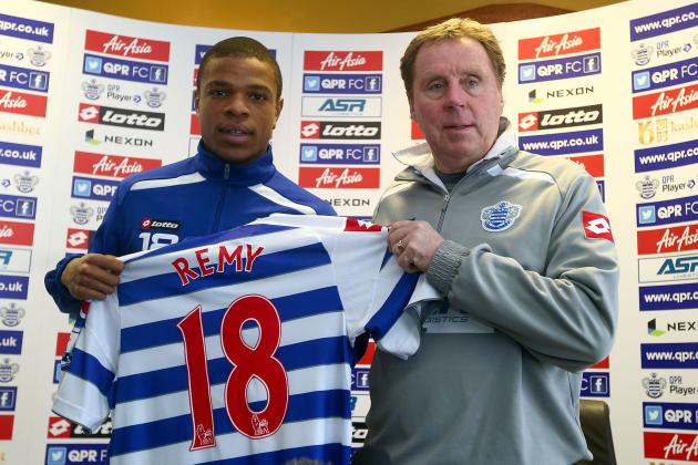 QPR's Transfer Gamble on Loic Remy Will Not Pay off