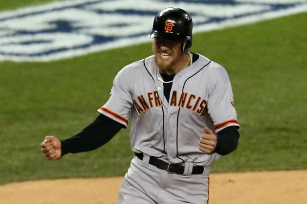 Giants, Pence Agree to 1-Year Deal, Avoid Arbitration