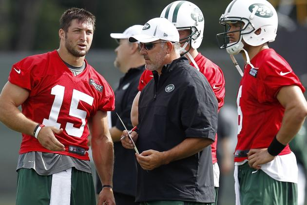 Former Jets QB Coach Matt Cavanaugh Hired by Bears