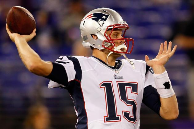 Could the Cleveland Browns Be in the Market for Ryan Mallett?
