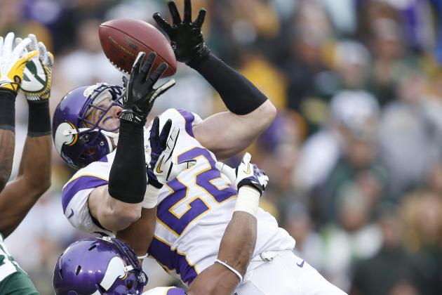 Vikings Rookie Harrison Smith on Personal Goals,