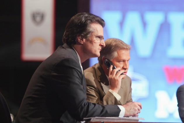 Mel Kiper Jr. Sees Plenty of Receiving Options for Vikings at No. 23