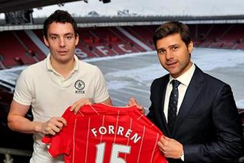 Southampton Confirm Forren Deal