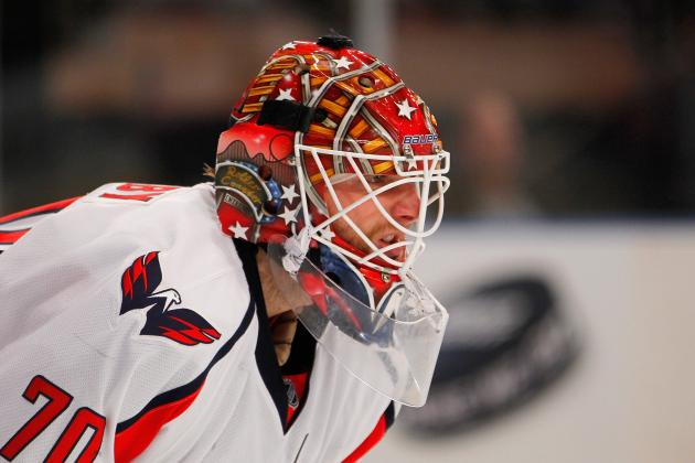Oates Confirms Holtby Will Start Season Opener