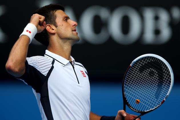 Australian Open 2013: Top Candidates to Take Down Novak Djokovic