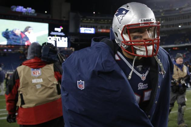 Ravens vs. Patriots: How Rob Gronkowski's Injury Impacts New England's Offense