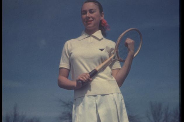 Women's Tennis Pioneer 'Gorgeous Gussie' Dies