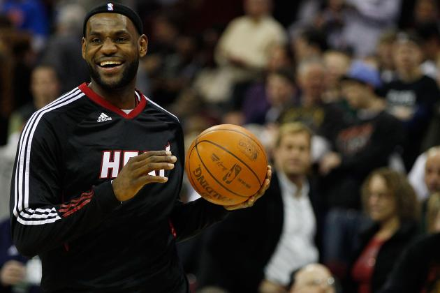 Why There's a Limit to How Much We'll Ever Love LeBron James