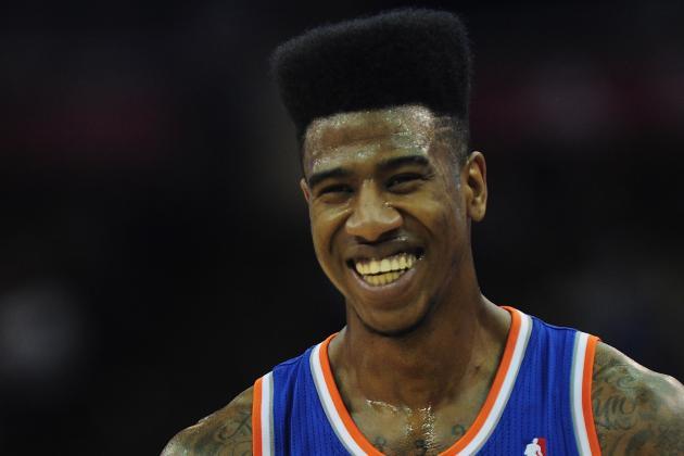 Shumpert's Return Boosts Knicks' Defense, Depth