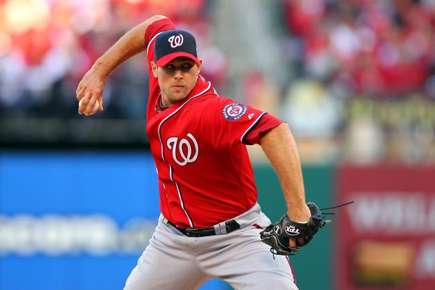 Report: Nationals, Stammen Agree to 2-Year Deal