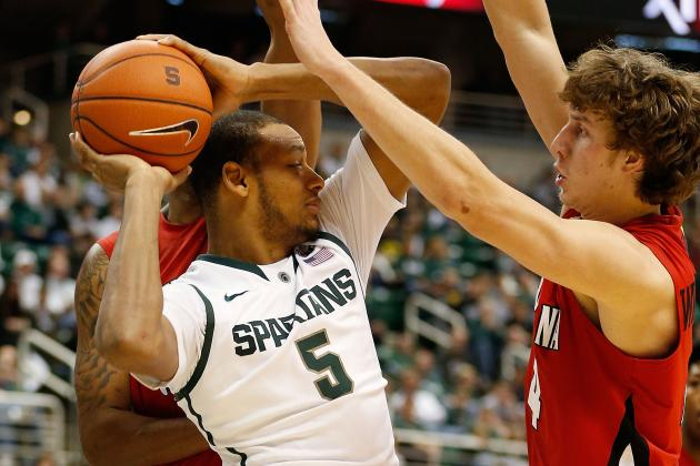 Tom Izzo Doesn't Advocate Controversy, but Believes It Inspired Adreian Payne