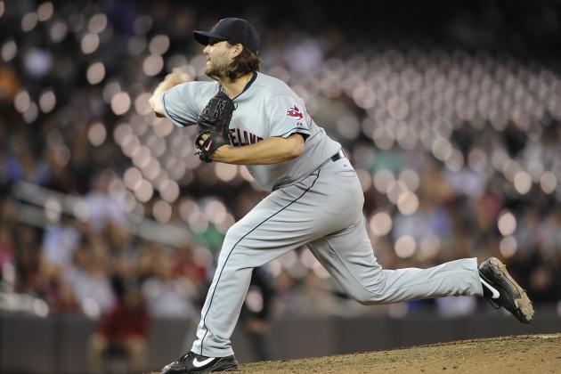 Report: Indians, Perez Avoid Arbitration